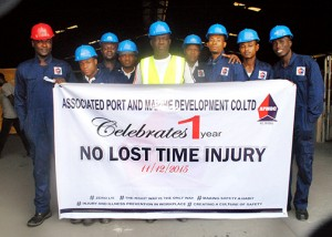 APMDC Nigeria No LTI